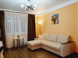 Apartment on Michurina 1, отель в Нижнем Новгороде