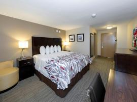 Red Roof Inn & Suites Newburgh - Stewart Airport, hotel near Stewart Airport - SWF,