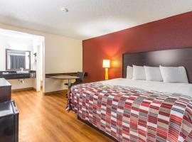 Red Roof Inn Phoenix- Midtown, hotel v destinaci Phoenix