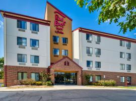 Red Roof Inn & Suites Dover Downtown, hotel in Dover