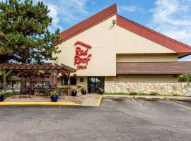Red Roof Inn Grand Rapids Airport, hotel near Gerald R. Ford International Airport - GRR,