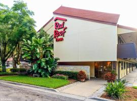 Red Roof Inn Tampa Fairgrounds - Casino, Hotel in Tampa