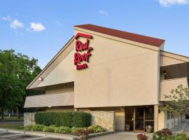 Red Roof Inn Detroit - St Clair Shores, hotel in Roseville