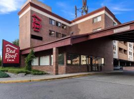 Red Roof Inn Seattle Airport - Sea-Tac, hotel near Sea-Tac Airport - SEA,