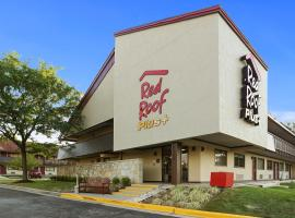 Red Roof Inn PLUS+ Baltimore - Washington DC/BWI South, hotel in Hanover