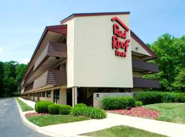 Red Roof Inn Albany Airport, hotel near Albany International Airport - ALB,