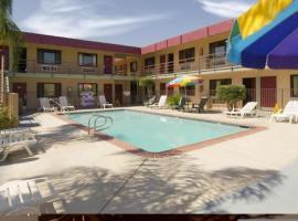 Red Roof Inn Bakersfield, hotel v destinaci Bakersfield