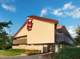 Red Roof Inn Detroit - Warren, hotel in Warren
