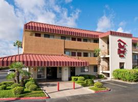 Red Roof Inn Corpus Christi South, hotel in Corpus Christi