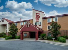 Red Roof Inn & Suites Savannah Airport, hotel in Savannah
