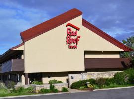 Red Roof Inn Merrillville, hotel v destinaci Merrillville