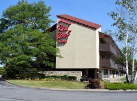 Red Roof Inn Syracuse, hotel near Syracuse Hancock International Airport - SYR,
