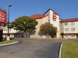 Red Roof Inn San Antonio Airport, hotel near San Antonio International Airport - SAT,