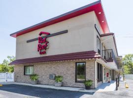 Red Roof Inn Wildwood – Cape May/Rio Grande, hotel near Wildwood Boardwalk, Rio Grande