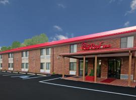 Red Roof Inn Hillsville, hotel in Hillsville