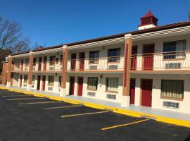 Red Roof Inn Memphis - Airport, hotel near Memphis International Airport - MEM,