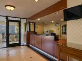 Mariposa Inn, hotel in Victorville