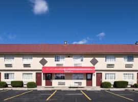 Red Roof Inn Dayton Huber Heights, hotel in Dayton