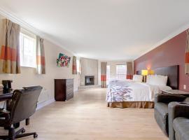 Red Roof Inn & Suites Monterey, hotel em Monterey