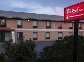 Red Roof Inn Allentown South, hotel in Allentown