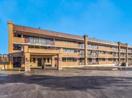 Red Roof Inn Cincinnati Airport–Florence/ Erlanger, hotel near Cincinnati/Northern Kentucky International Airport - CVG,