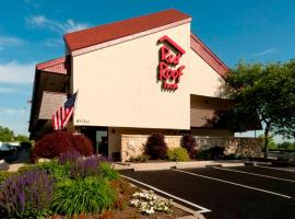 Red Roof Inn Pittsburgh North Cranberry Township, hotel in Cranberry Township
