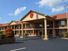 Red Roof Inn Cookeville - Tennessee Tech, hotel in Cookeville