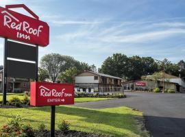Red Roof Inn Lancaster Strasburg, hotel in Lancaster