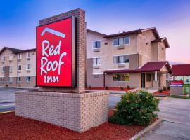 Red Roof Inn Norfolk - Portsmouth, hotel in Portsmouth