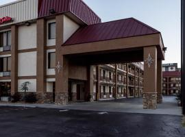 Red Roof Inn & Suites Pigeon Forge Parkway, hotel in Pigeon Forge