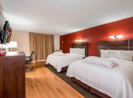 Red Roof Inn PLUS+ & Suites Knoxville West - Cedar Bluff, hotel in Knoxville