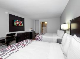 Red Roof Inn Arlington - Entertainment District, hotel in Arlington