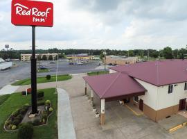 Red Roof Inn Paducah, hotel in Paducah