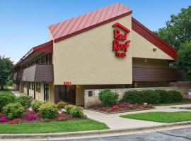 Red Roof Inn Greensboro Coliseum, hotel in Greensboro