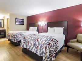 Red Roof Inn Augusta – Washington Road, hotel in Augusta