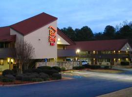 Red Roof Inn Greenville, hotel in Greenville