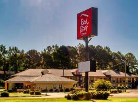Red Roof Inn Columbus, MS, hotel in Columbus