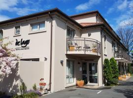 Delago Motel/Apartments, motel in Christchurch