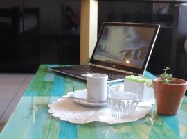 Hanan Pacha - Apart Salta, apartment in Salta