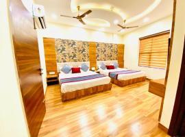 Hotel Avista Lifestyle, отель в Амритсаре