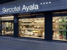 Sercotel Ayala, hotel en Bilbao