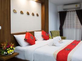 Mosaik Apartment, apartment in Pattaya South