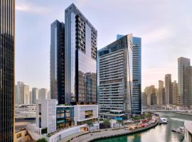 Crowne Plaza Dubai Marina, luxury hotel in Dubai