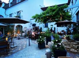 Das Stadthaus, hotel Nezsiderben