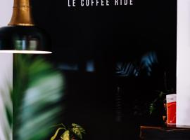 Le Coffee Ride Cycling Cafe, hotel near Waterfalls of Coo, Stavelot