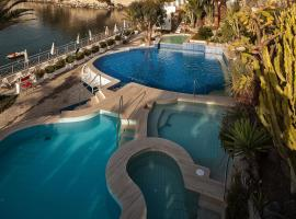 La Villa Resort & Spa, hotel in zona Fonte delle Ninfe Nitrodi, Ischia