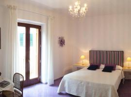 Casa Saracino, villa in Positano