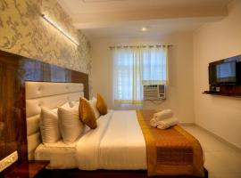 "Airport Hotel ""AARK AVALON"" Mahipalpur, отель в Нью-Дели"