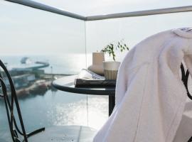 Clarion Hotel Sea U, hotel i Helsingborg