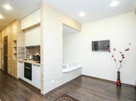 Добрый Дом на Мелик-Карамова 4, apartment in Surgut